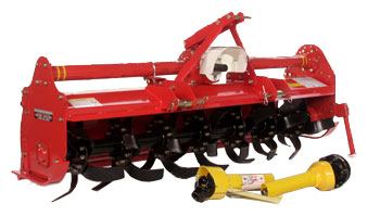 EA 52 Inch Chain Drive Rotary Tiller